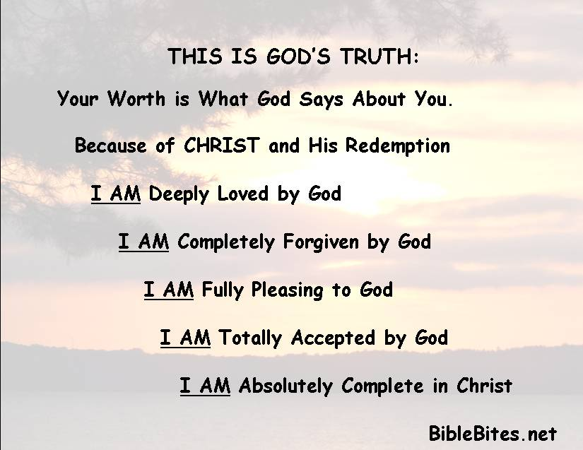 This is God's Truth